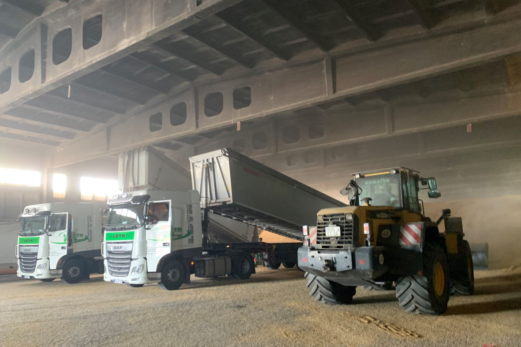 LDTH - Heizöl Diesel Transport Vermietung auf Rügen, Hiddensee und in Stralsund und Umgebung